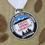 Customized Medals for Pacific Spring Showcase