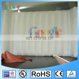 Custom White Inflatable Billboard Wall for Indoors/Outdoors Advertising