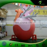Inflatable Human Organs Model Inflatable Heart Liver Spleen Lung Kidney Replica Hospital Publicize Display PVC Ball