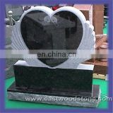 Heart shape headstone for sale