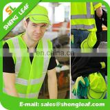 Wholesale custom top selling reflective safety cap, safety har hat