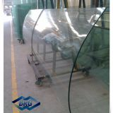 bend/cruved tempered glass with special size