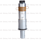 20 khz 1500w 50mm piezoelectric ultrasonic welding transducer with import superior ceramic disc