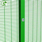 Ral 6012 Anti climb clear view high security fence nigeria