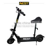 AEST OEM Electric Scooters, E-Scooter with Seat for sale, Light weight motor electric scooters