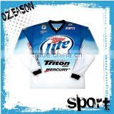waterproof quick dry blank oem service sublimation fishing jersey clothing on sale                                                                                                         Supplier's Choice