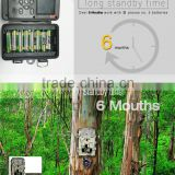 Outdoor Hunting Thermal Vision Camera With 42pcs 940nm infrared Trail Camera IP 54 Protected