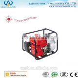 Hot sale! high quality small portable cheap high pressure agriculture gasoline water pump pump