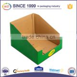 Logistic corrugated display box hair weave box                                                                         Quality Choice
