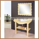 AQUARIUS Storage Modern Wooden Double French Style Bathroom Furniture