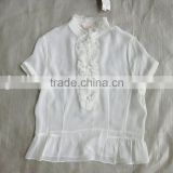 silk children's top