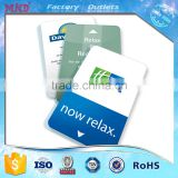 MDH90 Custom printing PVC rfid key card for hotel lock/rfid card with magnetic stripe                                                                         Quality Choice