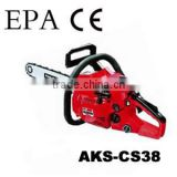 KINGCHAI Power Machinery 45cc 52cc 58cc Garden Gasoline Chain Saw 5200 5800 Cutting Petrol Chainsaw