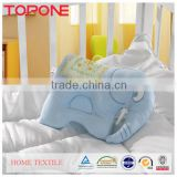 China made children decorative sleeping elephant pillow baby