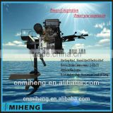 CE approved boat engine water cooling outboard motor