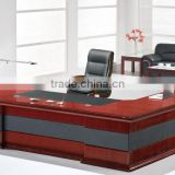 Wooden Painting Office furniture, Wooden Veneer Painting Office Desk ,Excutive Desk (SZ-OD003)