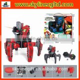 Multiplayer fighting game fighting robot spider jedi battle spider spider robot toy                                                                         Quality Choice