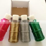 4color*120ml glitter paint
