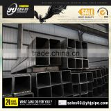 S235JR hot dipped Galvanized Welded round/Rectangular/ Square Steel Pipe/Hollow Section Tube