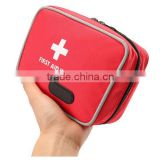 First Aid Bag EMT Lite Pouch for Travel Camping Sports Medical Emergency Survival and Outdoor