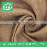 microfiber material 100% polyester suede sofa fabric                                                                         Quality Choice