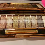 Inquiry About Korea Wei Ni Xiao Xiong 9 color eye shadow diamond shining eye shadow palette