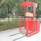 Chinese welcomed electric high level order picker 1000kg with 4500mm lift height THA10 model