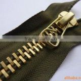 metal zipper clip