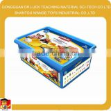 physical toys Early Educational Block Set science kits