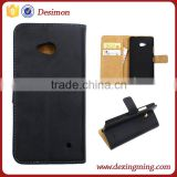 magnetic book cover real leather bag for microsoft lumia 640 xl lte dual sim wallet cover case