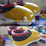 2014 News Inflatable Athletic shoes