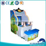 New model amusement ticket for coin operated redemption game machine,kids water shooting game machine