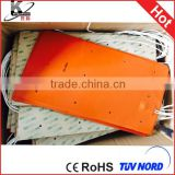 heat resistant flexible thin silicone rubber sheet