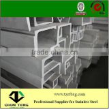 Factory Direct Sale Prime Hot Rolled 304 316 U Channel Steel