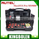 100% Original AUTEL MaxiSys Pro MS908P Car Diagnostic / ECU Programming Tool with J2534 reprogramming box with WiFi free update