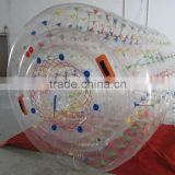 Hot sell inflatable water roller ball water walking ball inflatable water roller at low price