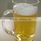 H508 600ml plastic water /beer/drinking handled cup                                                                         Quality Choice