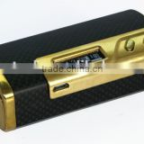Newest original sigelei 213 vape box mod sigelei 213w tc box with awesome carbon fiber finish