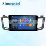 Toyota RAV4 Android Double Din Car Stereo With 3G Dongle WiFi Canbus Bluetooth Mirror-link Digital Radio TPMS DAB+