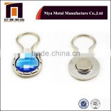 Niya Interchangeable Snap Button Centerpiece Eye Glass Holding Magnetic Brooch or glesses holder with magnet
