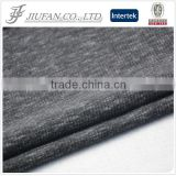 space dyed polyester spandex yarn for flat knit fabric jacket cuffs rib 2x2 and wholesale linen fabric