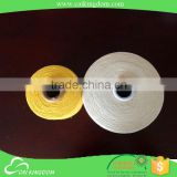 Larggest yarn exporter in zhejiang 50% cotton 50% viscose cheap dyed viscose rayon yarn wholesale