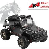 Competitive high-speed remote control car 2.4G 4WD SUV model