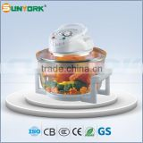 S636AW 12L Air fryer halogen oven                                                                         Quality Choice