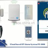 Profesional Intelligent Smart Cloud IP Alarm Security System anti-theft detacher