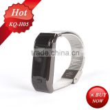 smart bracelet bluetooth android speaker manual KQ-H05 fitness tracker beacon Pedometer Rechargeable                                                                         Quality Choice