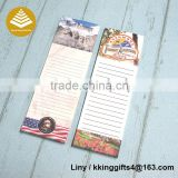 Custom Write down things to remind yourself product is magnetic paper mini notebook with small sticky notes and pen