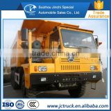 China's high quality Manual operation 6*4 construction dump truck of better net price