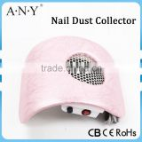 Nail Table With Exhaust Fan Brush Using Cyclone Nail Dust Collector