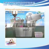 Hot sales glitter glue filling and capping machine